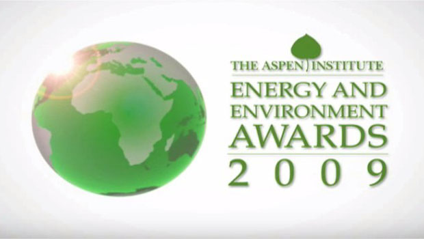 2009 Environment Forum Non-governmental award