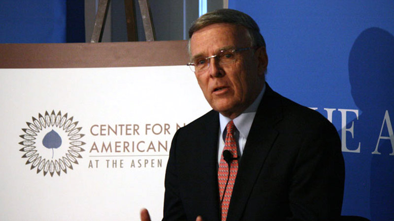 Former Senator Byron Dorgan Launches New Aspen Institute Policy Program