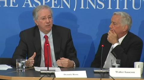 Ambassador Dennis Ross on the Future of Israel