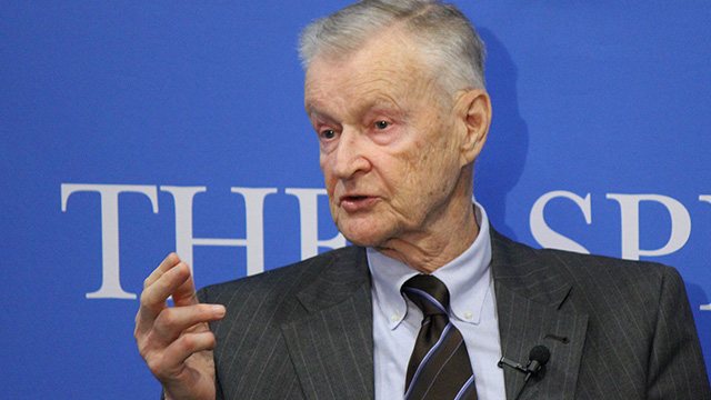 Roundtable featuring Zbigniew Brzezinski, author of