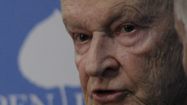 Zbigniew Brzezinski on America and the Crisis of Global Power