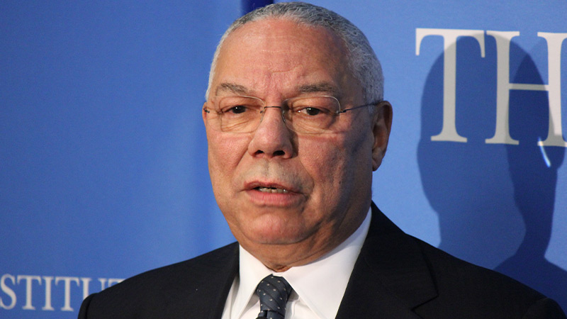 Book talk with Colin Powell