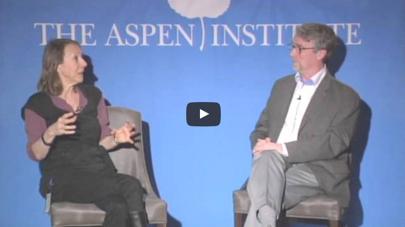 From Start-ups to Outer Space: Travels with Esther Dyson - Winter Socrates Program Fireside Chat
