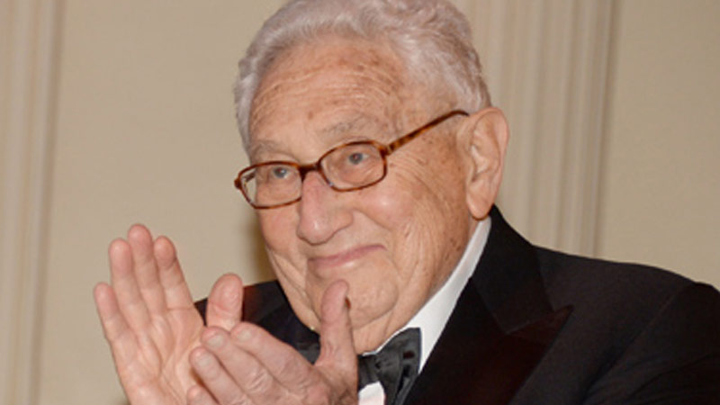 Henry Kissinger Reminds Us Why Realism Matters