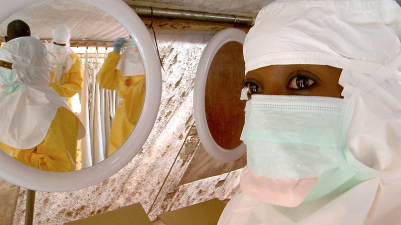 Fighting Ebola on All Fronts