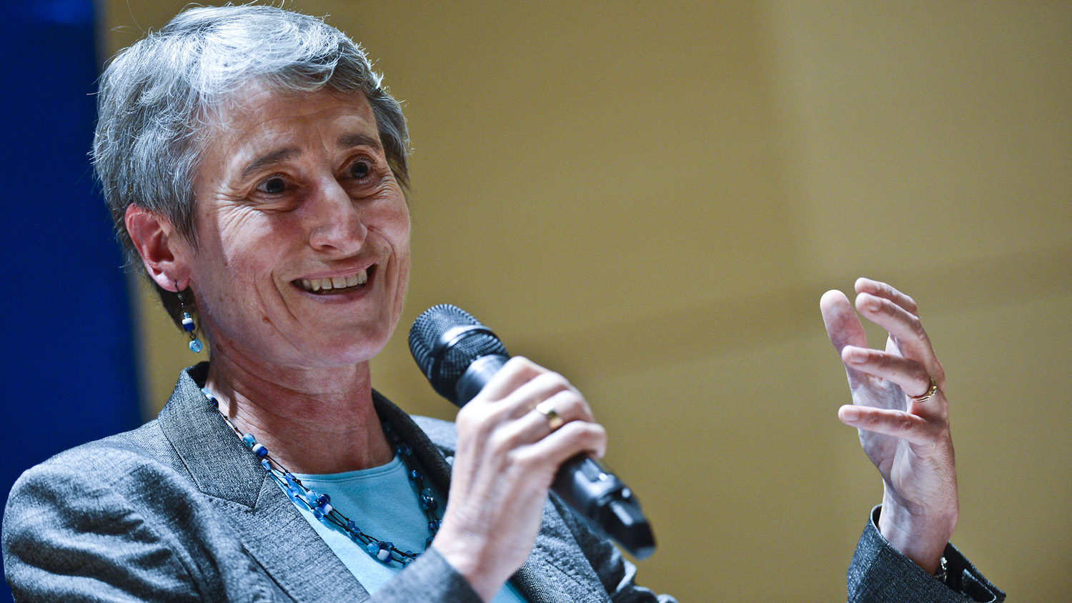 Interior Secretary Sally Jewell on Conservation & Connection