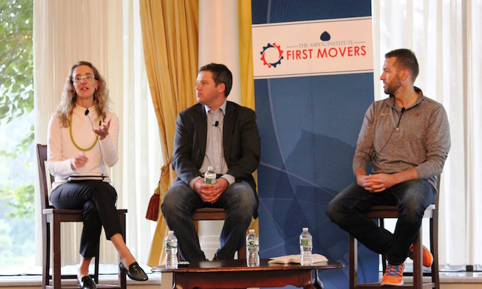 First Movers Summit 2015