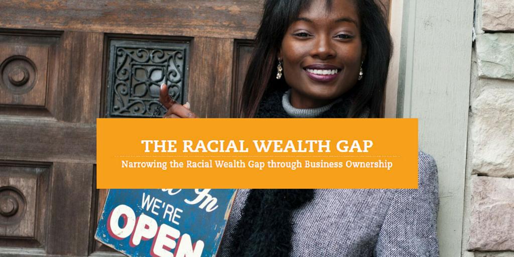 "FIELD AFN ""Narrowing the Racial Wealth Gap"" report social media image 1"