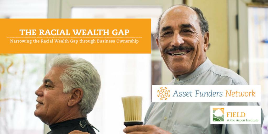 "FIELD AFN ""Narrowing the Racial Wealth Gap"" report social media image 2"
