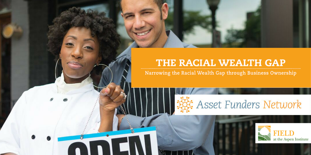 "FIELD AFN ""Narrowing the Racial Wealth Gap"" report social media image 4"