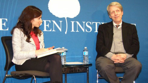 Nobel Laureate Shiller Headlines FSP's First Ever Finance & Society Discussion Series