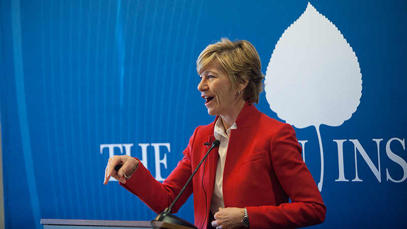 Public Health Grand Rounds with Sue Desmond-Hellmann