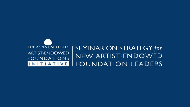 Seminar on Strategy for New Artist-Endowed Foundation Leaders