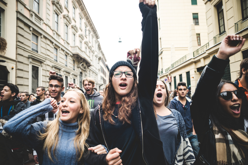 How We've Misunderstood the Hurt Student Protesters Feel