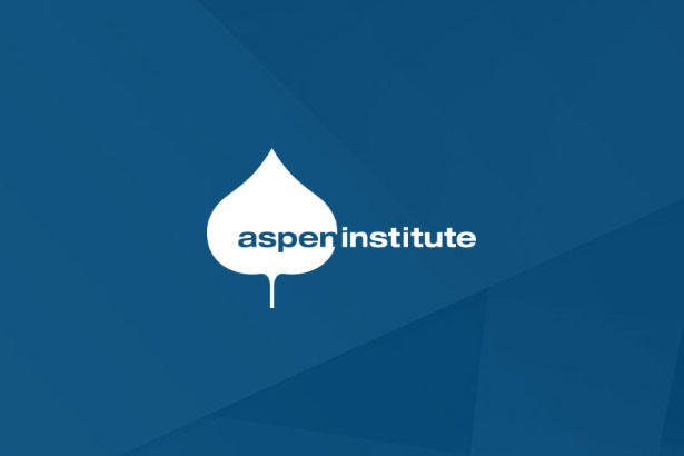 Aspen Institute Live-Stream Schedule