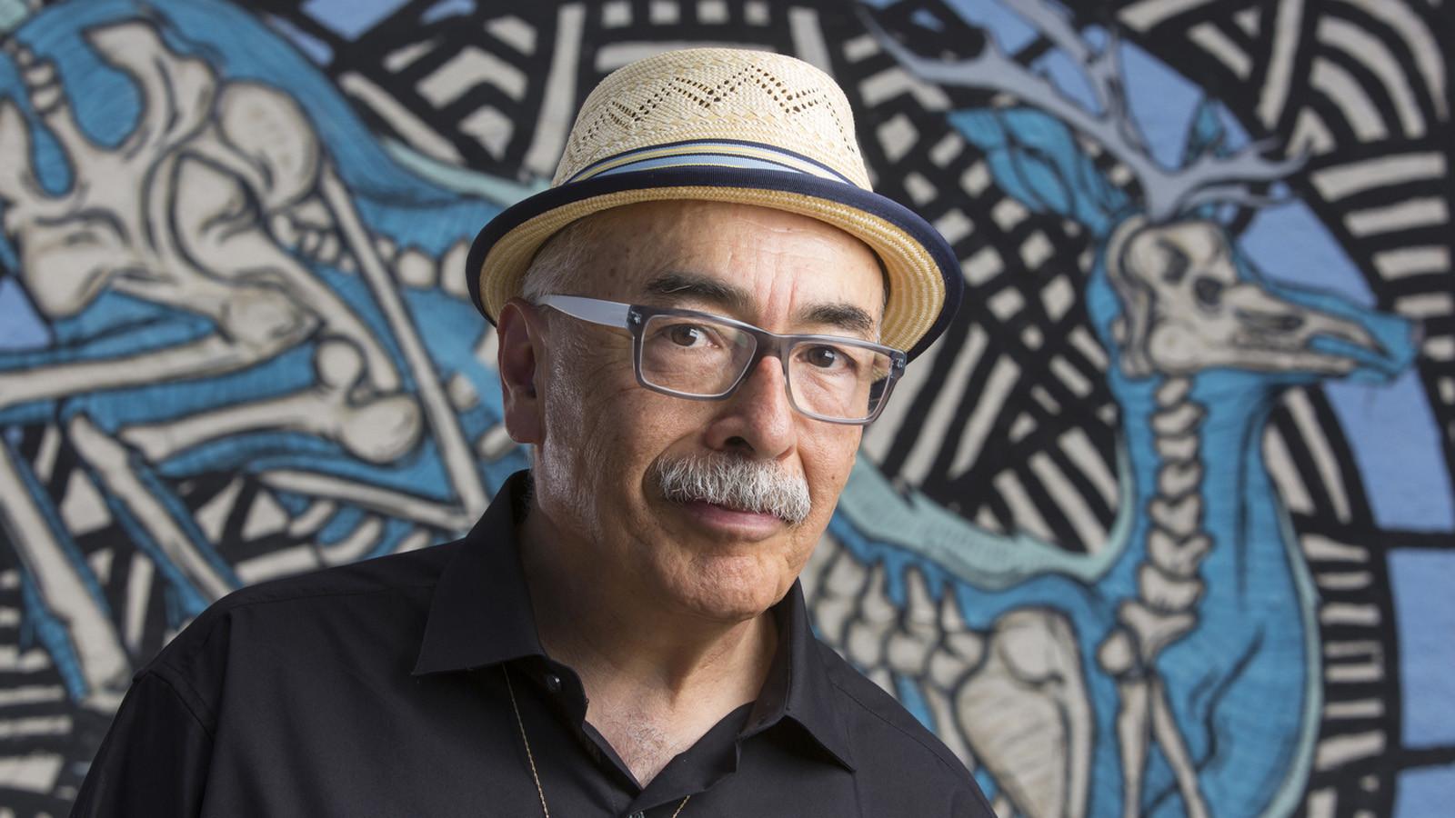 Winter Words: Juan Felipe Herrera