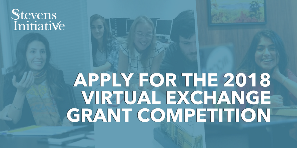 Stevens Initiative Opens Competition to Fund Virtual Exchange Programs Connecting Youth in the United States, Middle East, and North Africa