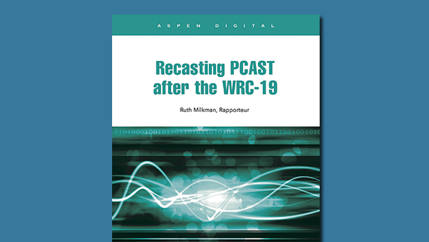 Recasting PCAST after the WRC-19