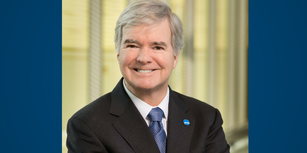 A Conversation with NCAA President Mark Emmert