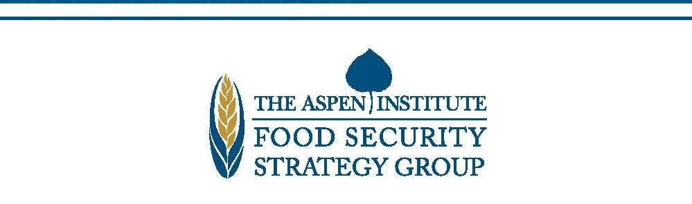 Food Security Strategy Group Report