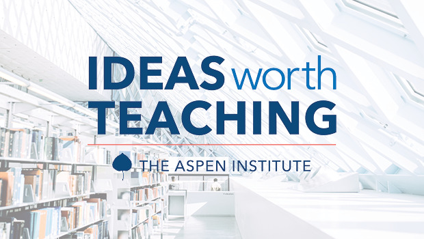 Announcing 2021 Ideas Worth Teaching Award Winner
