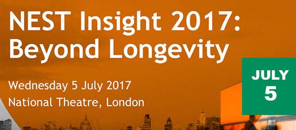 2017 NEST Insight Conference, Beyond Longevity