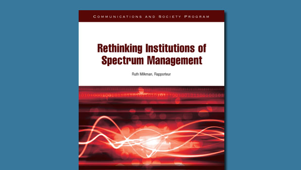 Rethinking Institutions of Spectrum Management