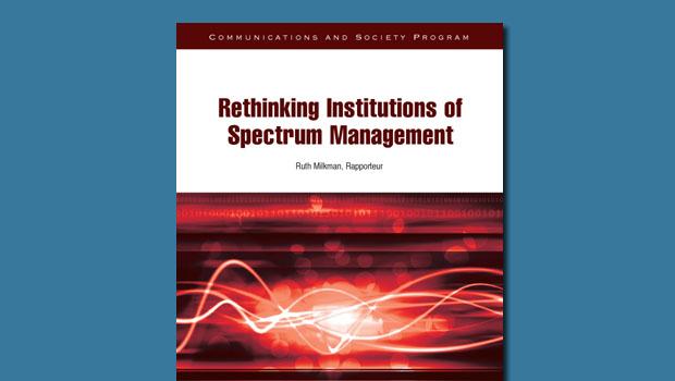 Rethinking Institutions of Spectrum Management