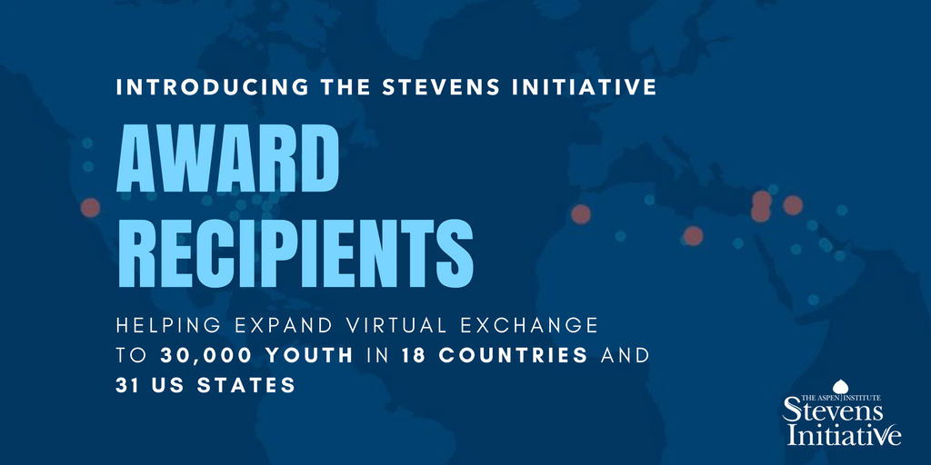 Stevens Initiative Announces 13 New Grants to Fund International Virtual Exchange