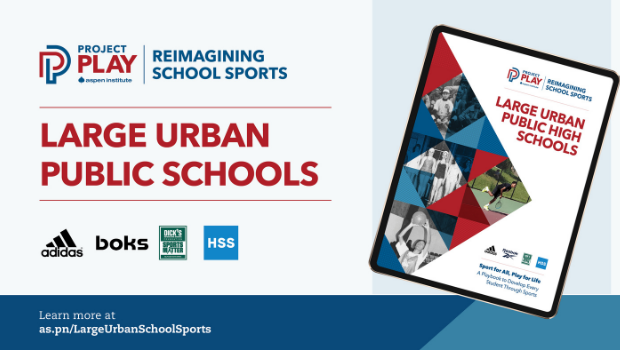 Reimagining School Sports: Large Urban Schools