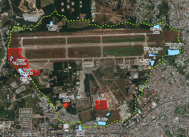 Dioxin Cleanup at Bien Hoa Air Base, Vietnam