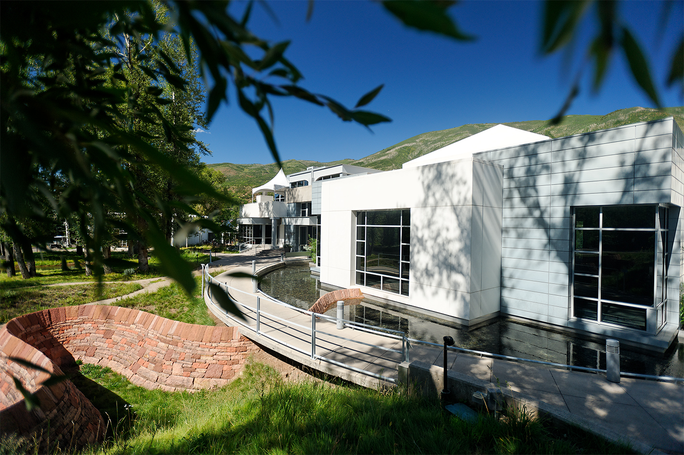 A Profile of the Aspen Institute Doerr-Hosier Center