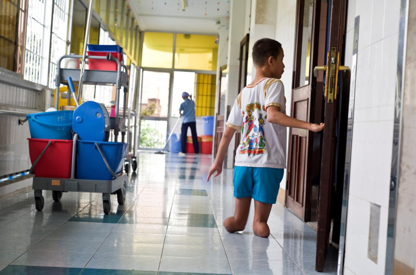 CCN: Effects of Agent Orange in Children