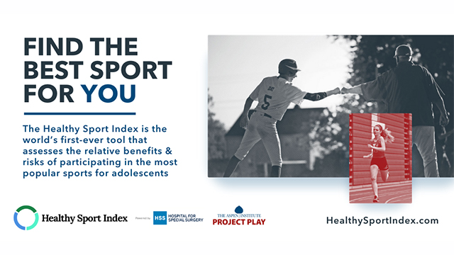 Healthy Sport Index