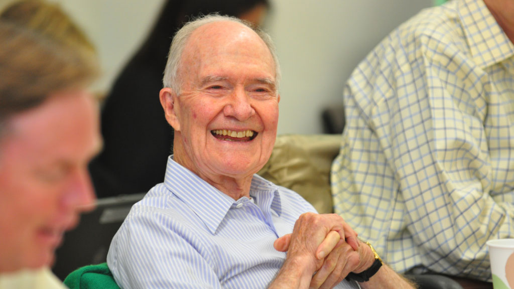 A Tribute to Lt. General Brent Scowcroft