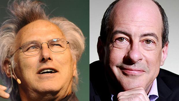 2011: Eric Fischl & Robert Spano