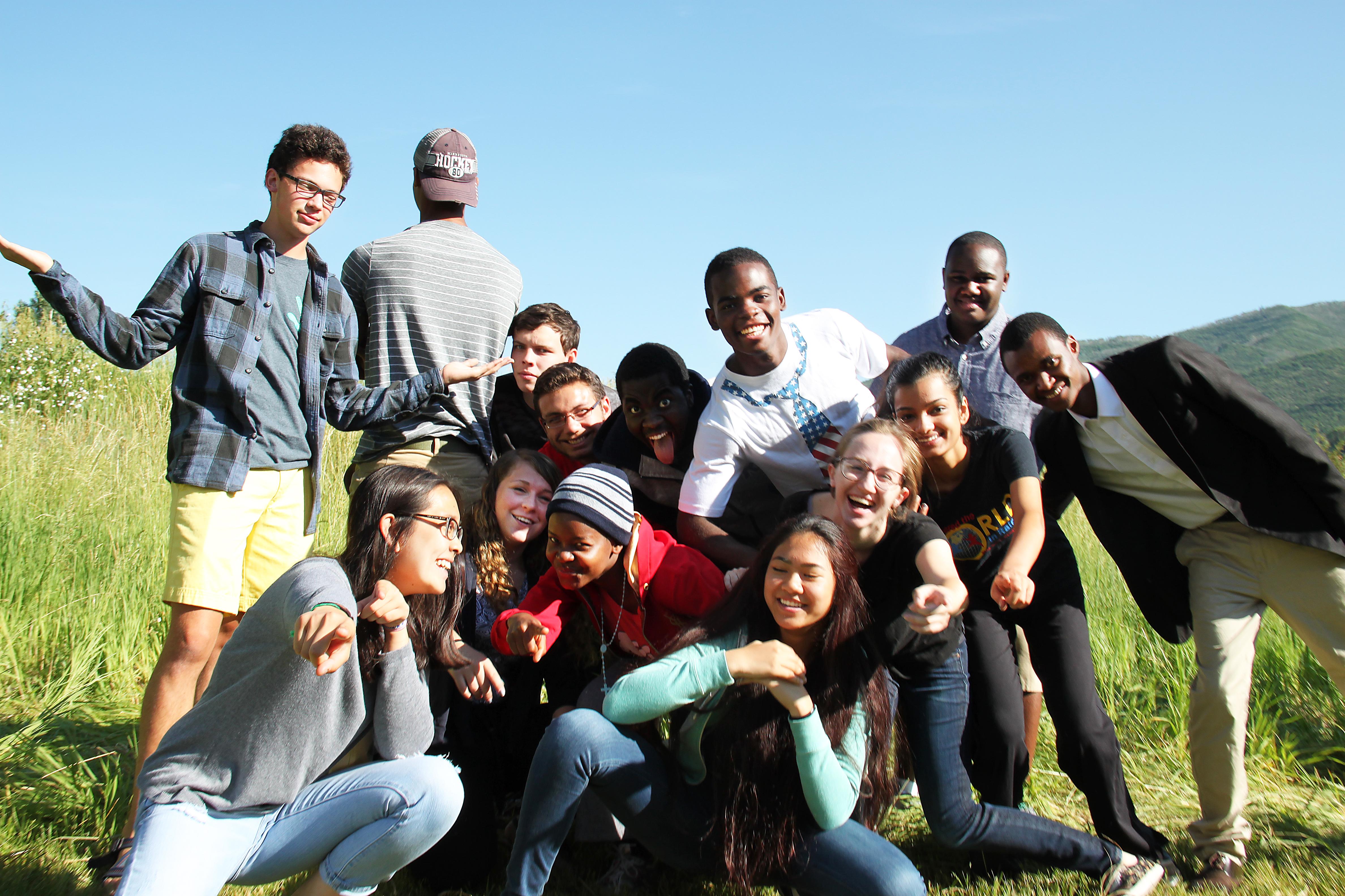 Bezos Scholars Program @ The Aspen Institute