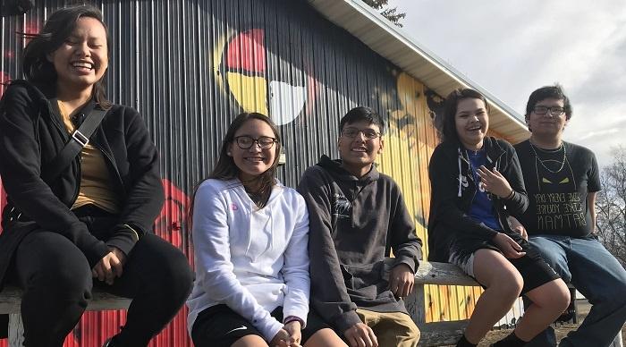 Wowachinyepi Lakota Youth Leaders