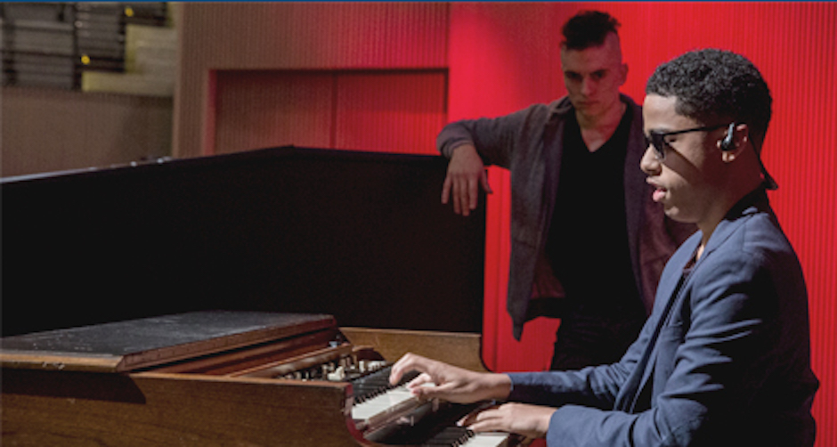 Cameron Carpenter at SFJAZZ
