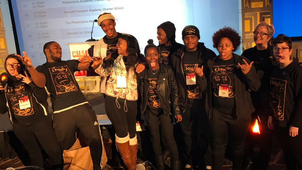 Phila. Students Respond to The Aspen Challenge