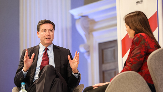 FBI Director on How Technology is Changing Security