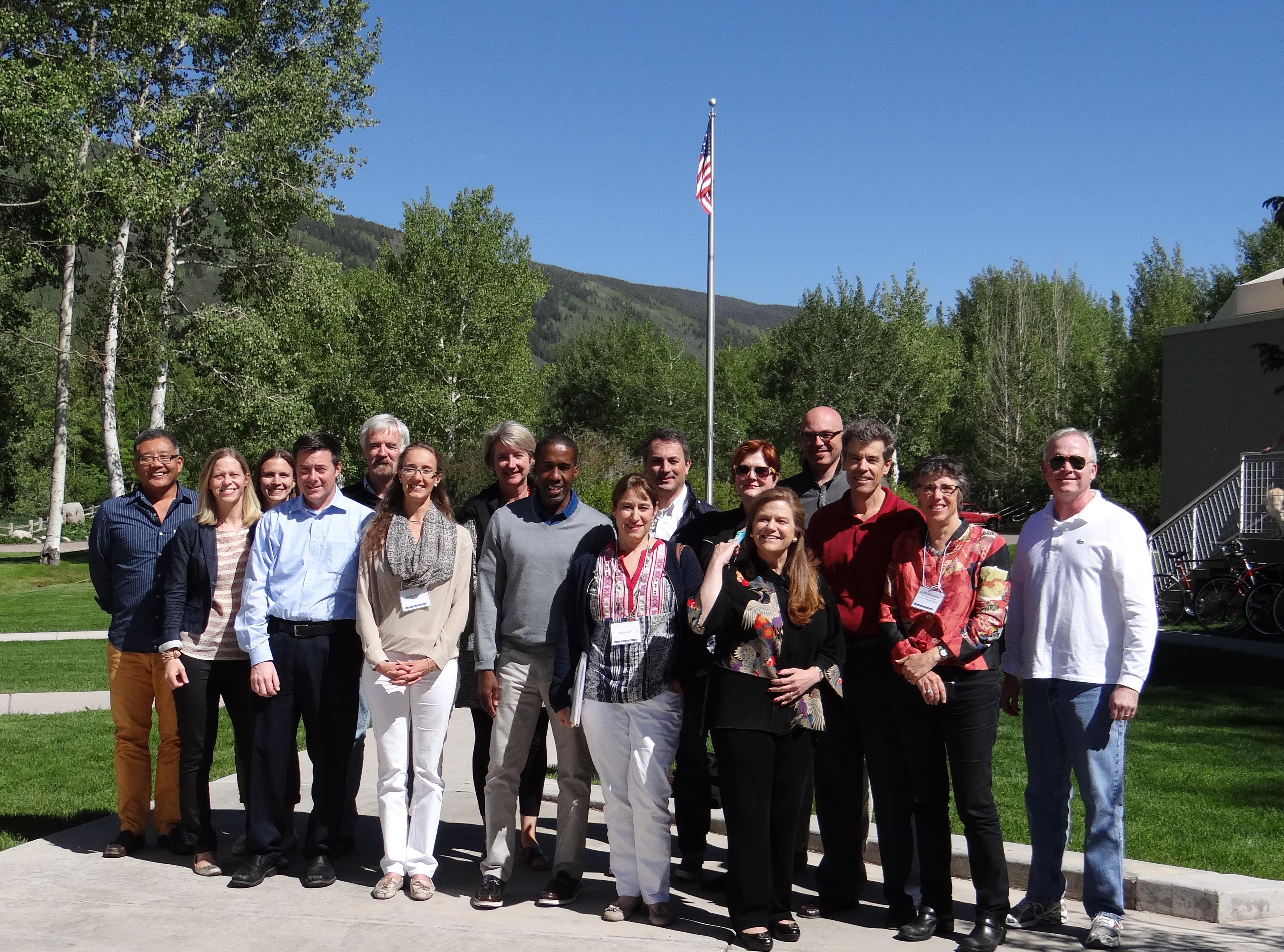 Aspen Leaders Forum Third Annual Convening