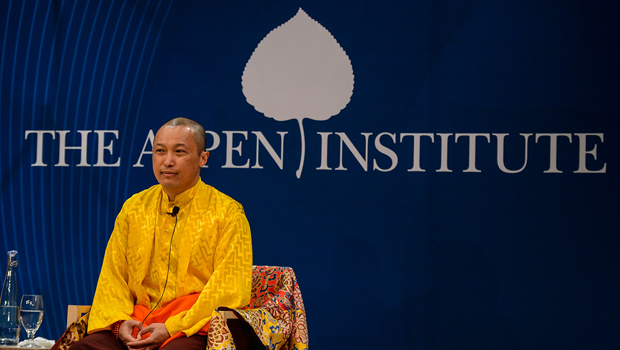 How to Achieve World Peace: Answers from a Tibetan Monk