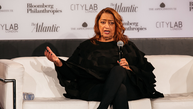Conversations with Madeleine Albright, Zaha Hadid, and More