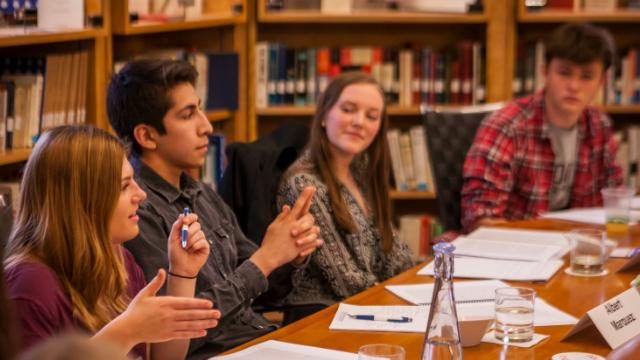 2018 Teen Socrates Seminar