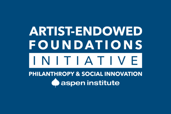News About Artist-Endowed Foundations