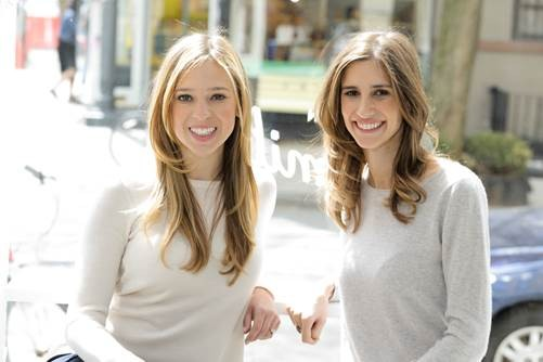 NYC Vanguard Chapter Discussion Reception: Co-Founders of TheSkimm
