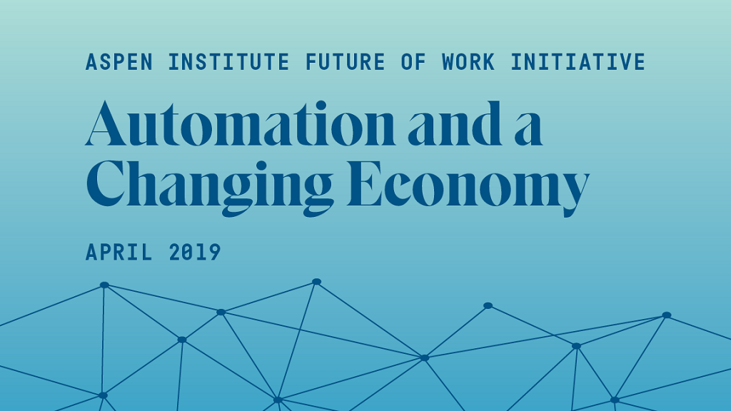 Automation and a Changing Economy