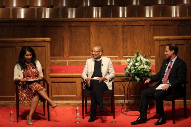 Birmingham's Perspective on Religious Divides