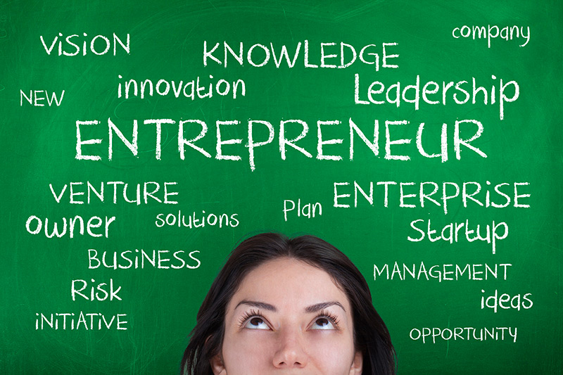 Entrepreneurship is Learned, not Given